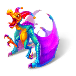 An image of the Madness Dragon