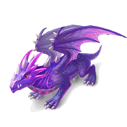 An image of the Magic Fire Dragon
