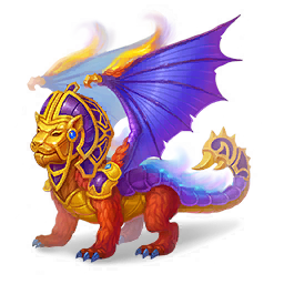 Manticore Dragon