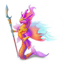An image of the Mermaid Dragon