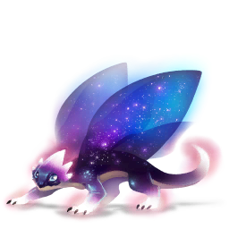 An image of the Midnight Dragon