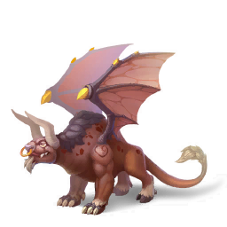 An image of the Minotaur Dragon