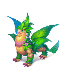 An image of the Mint Dragon