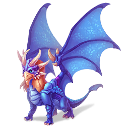 An image of the Mithril Dragon