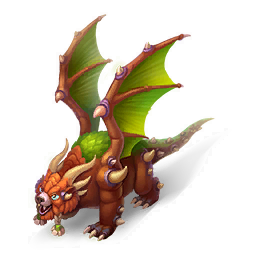 An image of the Mosswing Dragon