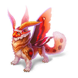 An image of the Moth Dragon