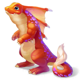 An image of the Plains Dragon