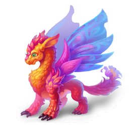 An image of the Riddle Dragon