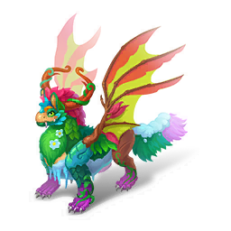 An image of the Seasonal Dragon