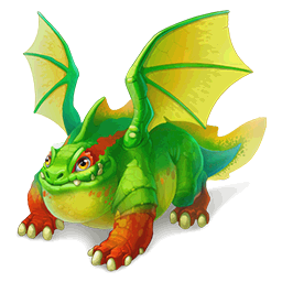 An image of the Swamp Dragon