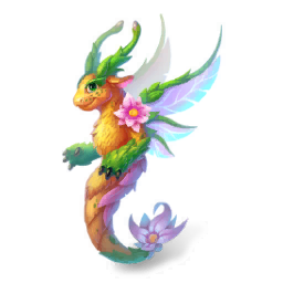 An image of the Tea Dragon