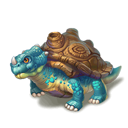 An image of the Tortoise Dragon