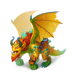 An image of the Troll Dragon