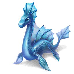 An image of the Water Dragon