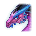 A Headshot of Black Magic Dragon
