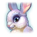 A Headshot of Bunny Dragon