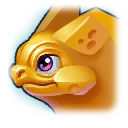 A Headshot of Cheese Dragon