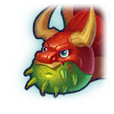 A Headshot of Chestnut Dragon