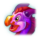 A Headshot of Circus Dragon