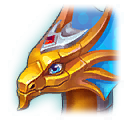 A Headshot of Coin Dragon