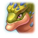 A Headshot of Colossus Dragon