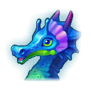 A Headshot of Coral Dragon