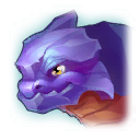 A Headshot of Crater Dragon