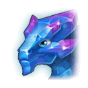 A Headshot of Crystal Dragon