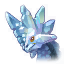A Headshot of Crystalline Dragon