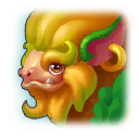 A Headshot of Four Leaf Dragon