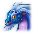 A Headshot of Ghost Dragon