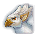 A Headshot of Gryphon Dragon