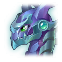 A Headshot of Iron Dragon