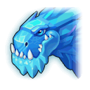 A Headshot of North Wind Dragon