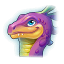 A Headshot of Petal Dragon