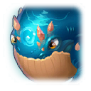 A Headshot of Tidal Dragon