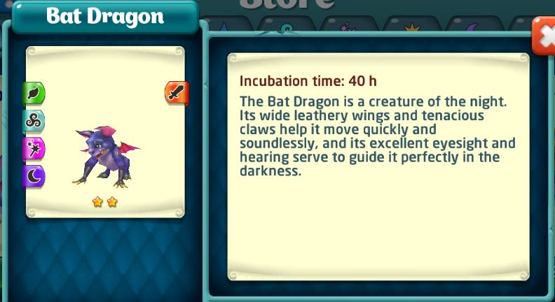 Bat Dragon Store
