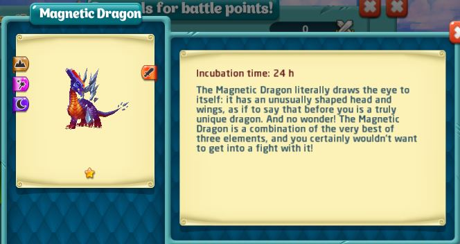 Magnetic Dragon