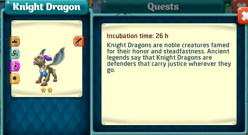 Knight Dragon