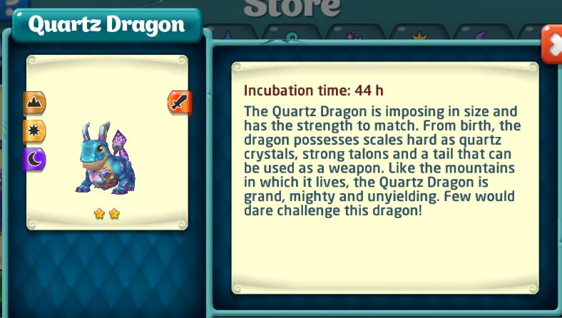 Quartz Dragon Store